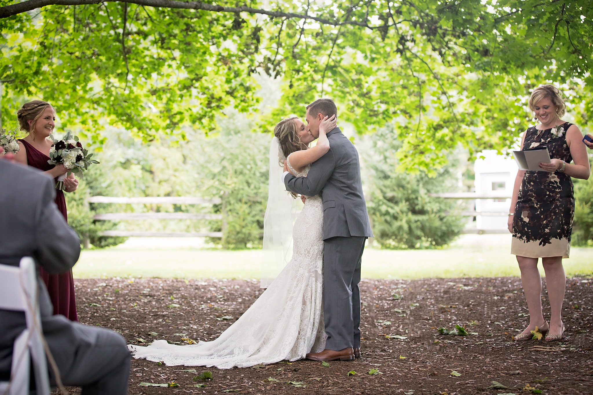 Central MA Wedding Photographer